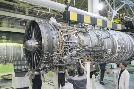НК-32 – уникальный турбореактивный двухконтурный двигатель.