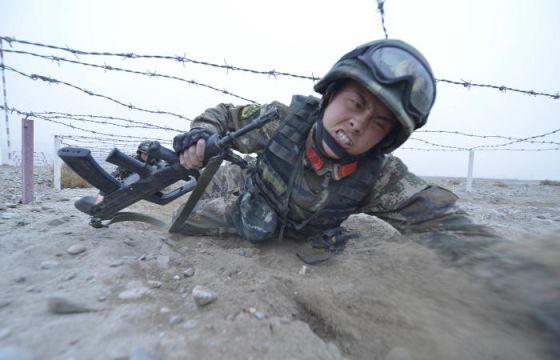 Военнослужащий НОАК