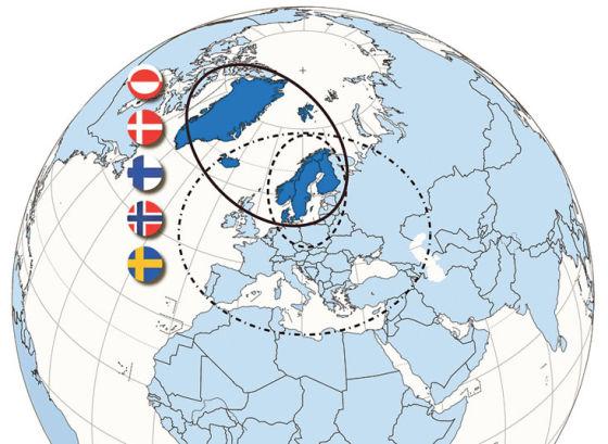 Регион Северной Европы
