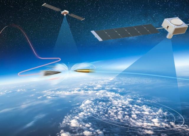 Northrop Grumman создаст спутник обнаружения гиперзвукового оружия