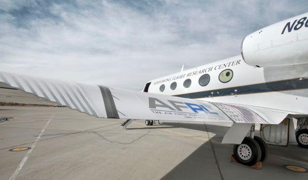 Новое крыло от NASA