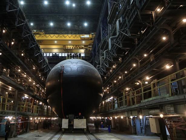 Новый дизель усилит подводный Тихоокеанский флот