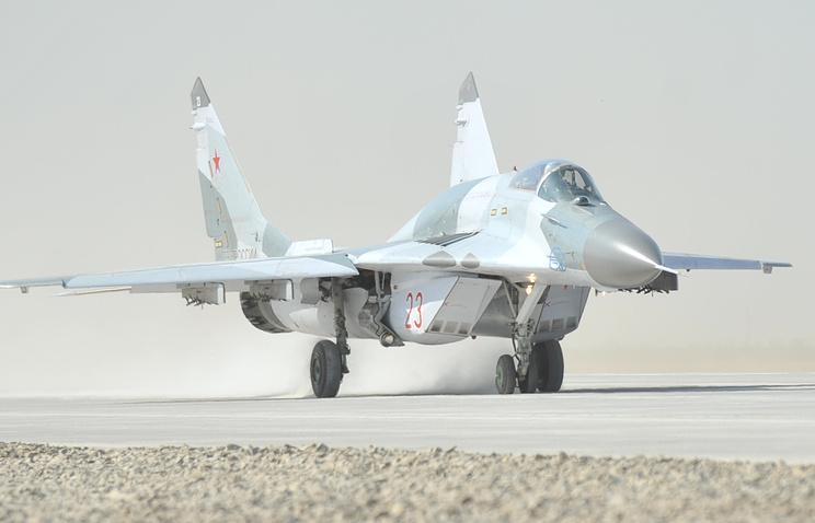 Истребитель МиГ-29СМТ