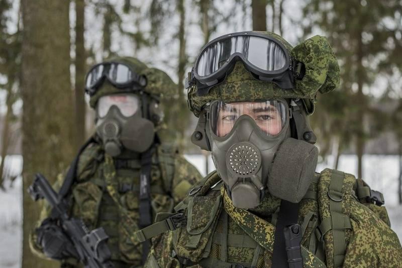 Крупная партия новейших противогазов поступила во 2-ю общевойсковую армию ЦВО в Поволжье