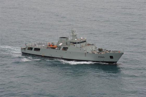 Корабль проекта NPO 2000