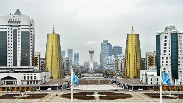 Россия и Казахстан подписали договор о военном сотрудничестве