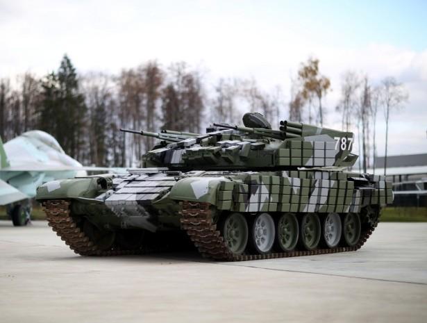 """Опытная боевая машина поддержки танков - Объект 787 """"Гадюка""""."""