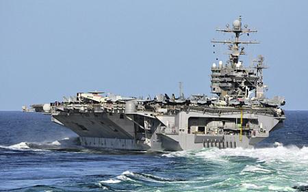 Обладающие колоссальным ударным потенциалом авианосцы стали одним из главных средств обеспечения нацбезопасности США. Фото с сайта www.navy.mil