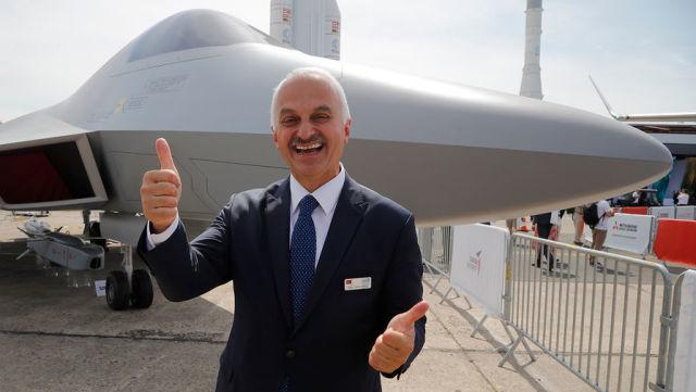Гендиректор Turkish Aerospace Темел Котил