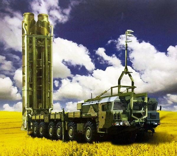 Обработанное изображение, предположительно, подвижной пусковой установки П222 дальнего эшелона (изделие 14Ц033) перспективной системы противоракетной