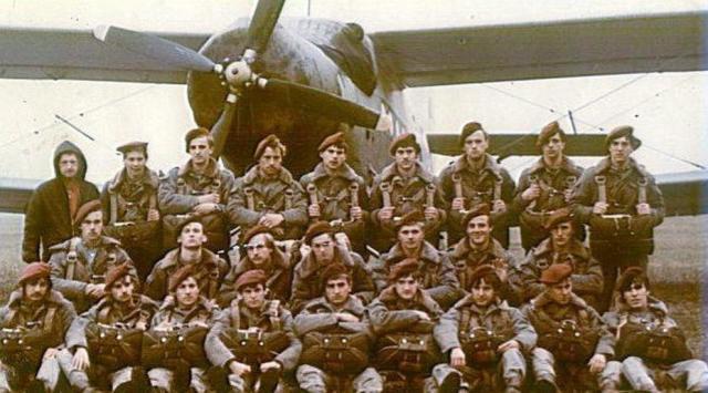 Обучение парашютистов велось с применением самолётов Ан-2