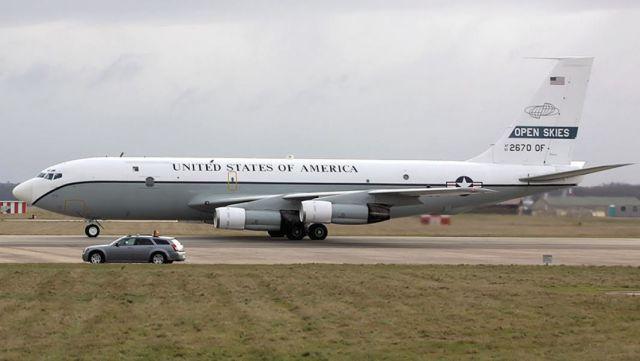 "OC-135B ""Открытое небо"""
