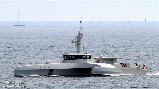 Тримаран проекта Ocean Eagle 43