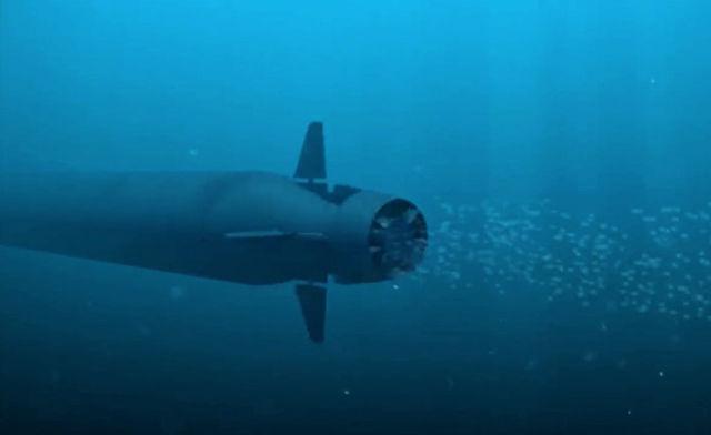 """Океанская многоцелевая система """"Посейдон"""""""