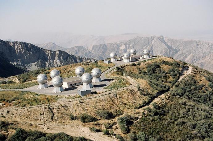 Российское «Окно» в Таджикистане обнаружит объекты в космосе на расстоянии 50 тыс. км