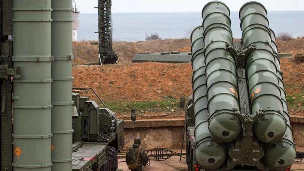 "ЗРС С-400 ""Триумф"""