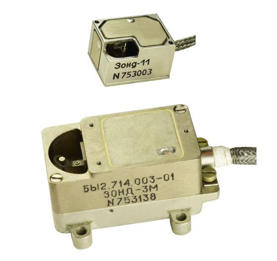 Датчики измерители параметров электризации