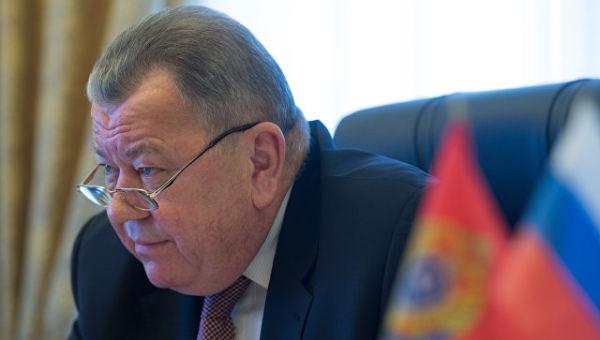 Олег Сыромолотов