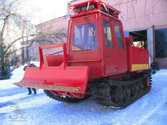 Трактор «Онежец-300ВГ»