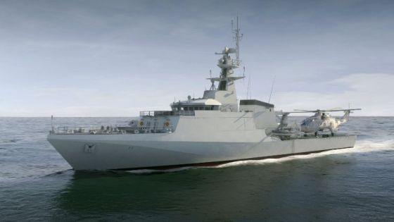 Корабль прибрежной зоны OPV