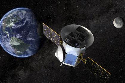 Орбитальная обсерватория TESS