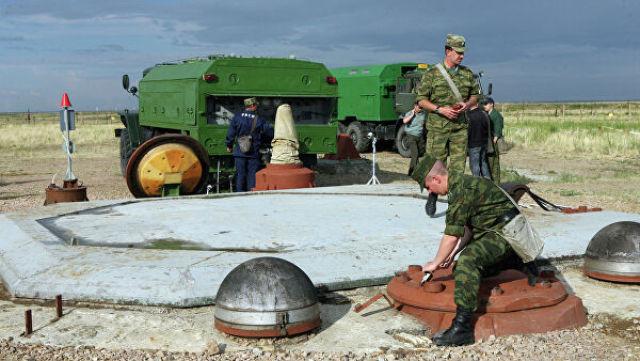 Оренбургская Краснознаменная ракетная дивизия