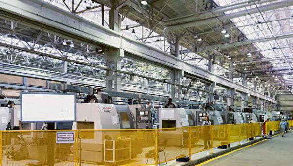 Оружейное производство на заводе концерна Калашников. Архивное фото