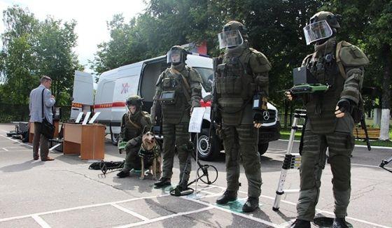 Защитные костюмы ОВР-2-02