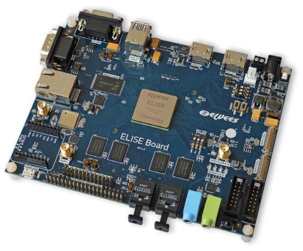 Отладочный модуль ELISE Board