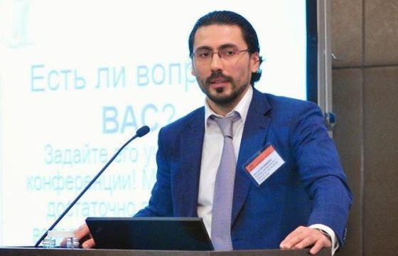 Максим Овчинников