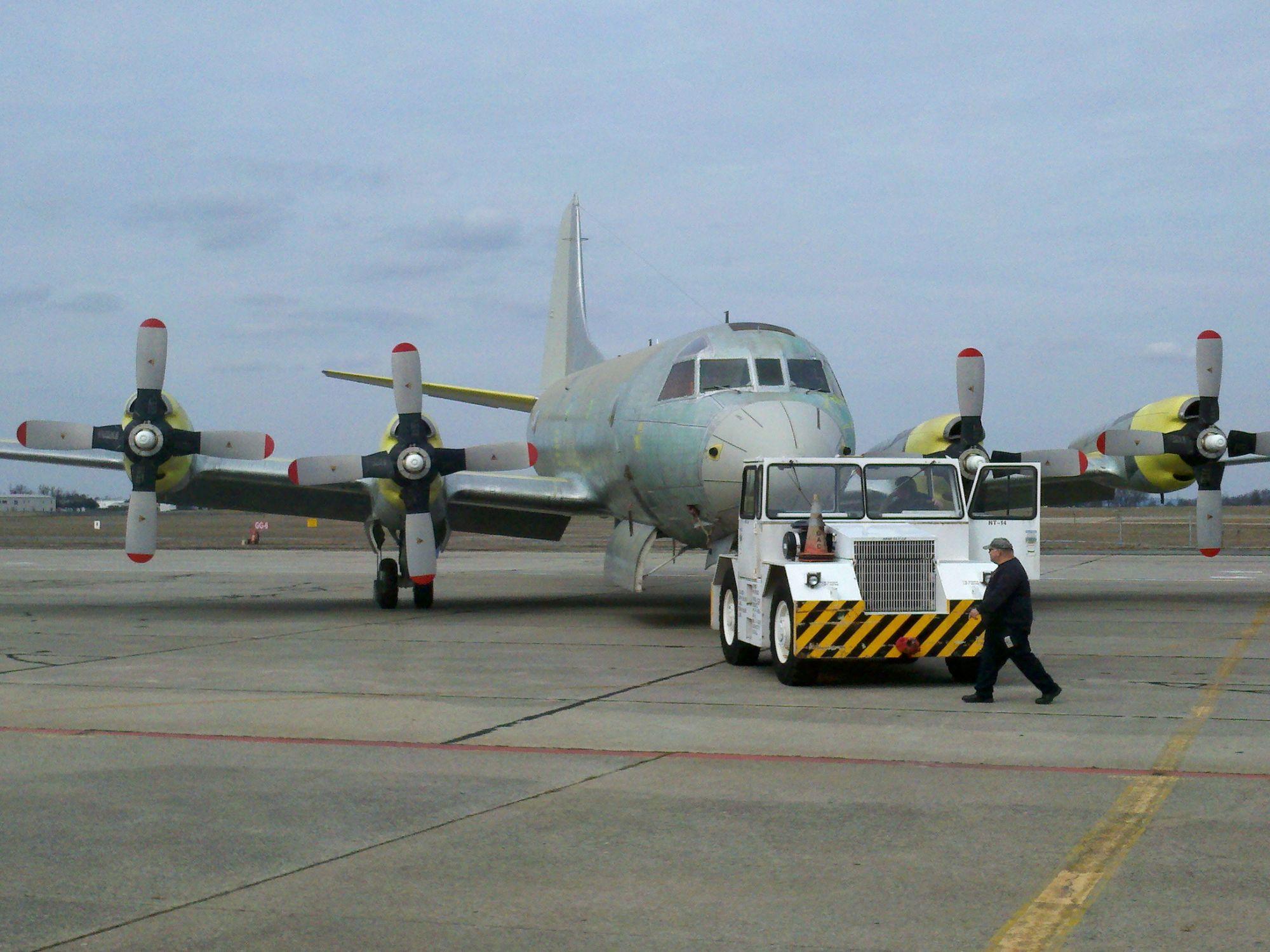 P-3C ВМС Тайваня.