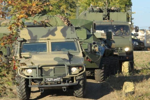 """П-230Т на базе бронеавтомобиля """"Тигр-М"""""""