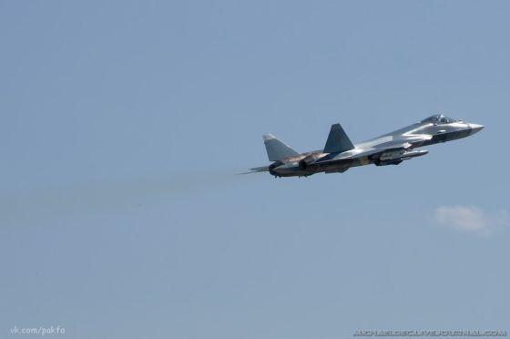 Самолет Т-50-4