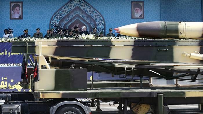 Мероприятия в честь 39-ой годовщины исламской революции в Тегеране.
