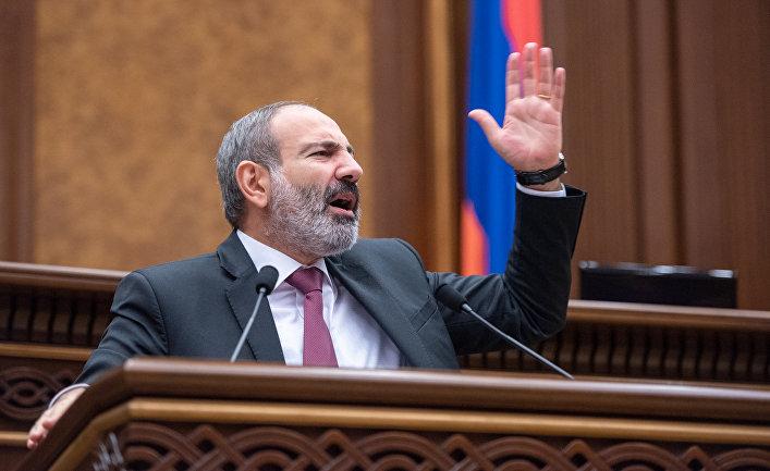 Никол Пашинян: карабахский вопрос на данном этапе и еще долгое время не может иметь дипломатического решения (Panorama, Армения)