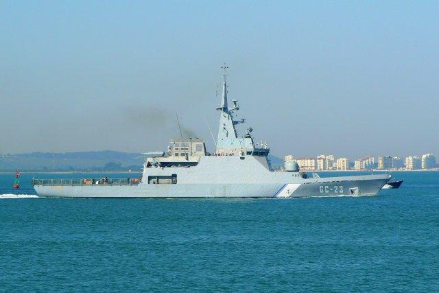 Венесуэльский патрульный корабль Naiguata затонул в результате столкновения