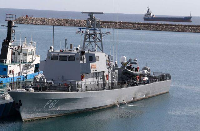 Патрульный корабль Р 61