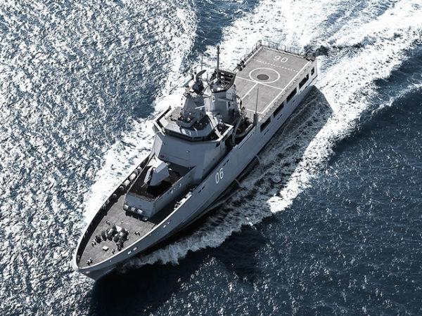 Патрульный корабль типа L