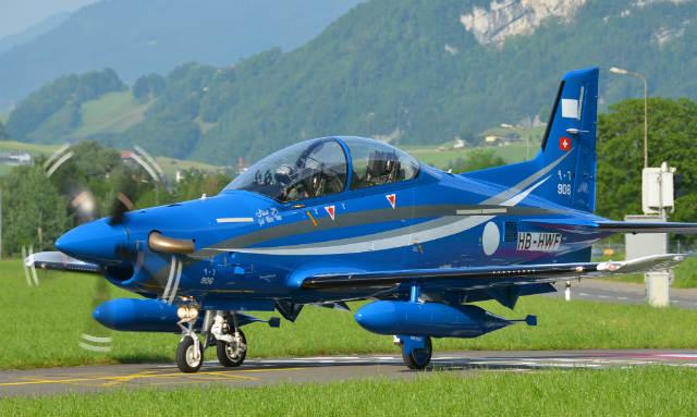 Учебно-тренировочный самолет РС-21.