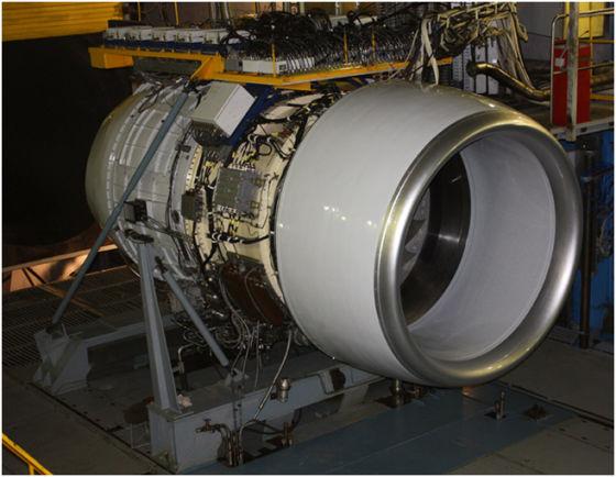 ПД-14 на закрытом стенде ОАО «Авиадвигатель»