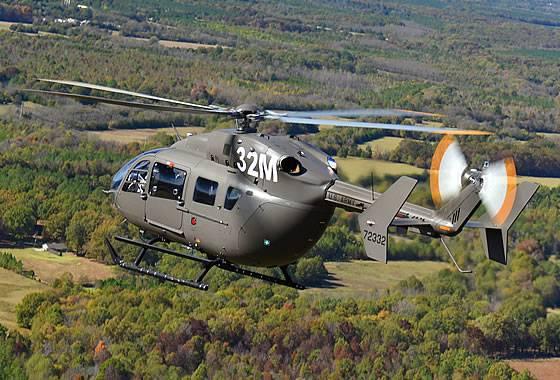 Вертолет H125 - Airbus.