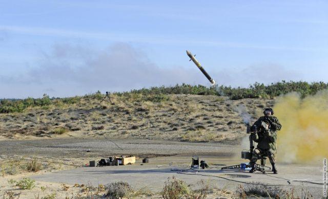 Переносной зенитный ракетный комплекс MBDA Mistral 3 (c) MBDA