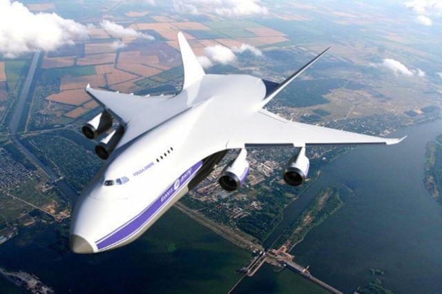 Перспективный самолет