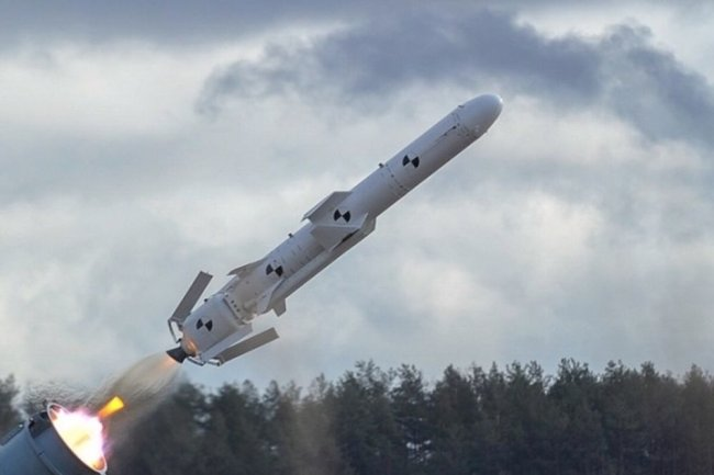Первая крылатая ракета украинской разработки.