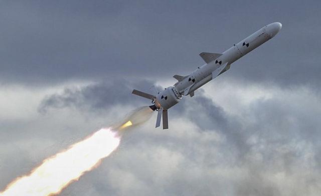 """Первые испытания новой украинской крылатой ракеты наземного базирования """"Нептун"""""""
