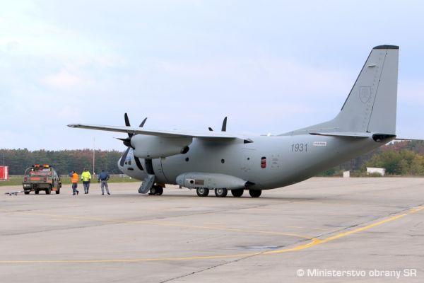 ВТС Leonardо C-27J Spartan