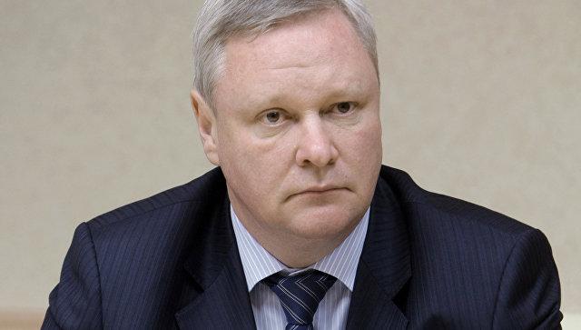 Первый заместитель министра иностранных дел России Владимир Титов. Архивное фото.