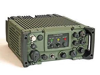 Программно-определяемая радиостанция. Фото с сайта thalesgroup.com.