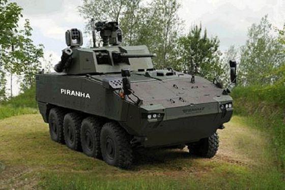 БТР Piranha V