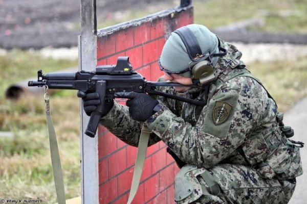 """Пистолет-пулемет """"Витязь"""""""